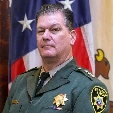Undersheriff Matthew Freeman