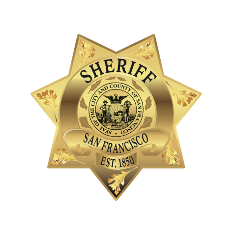 San Francisco Sheriff's star
